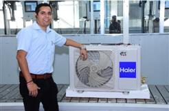 中国空调企业进军印度:海尔空调制造基地昨日投产