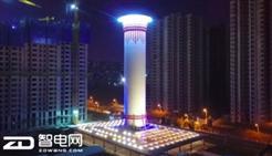 西安建世界最大空净器显著改善空气质量
